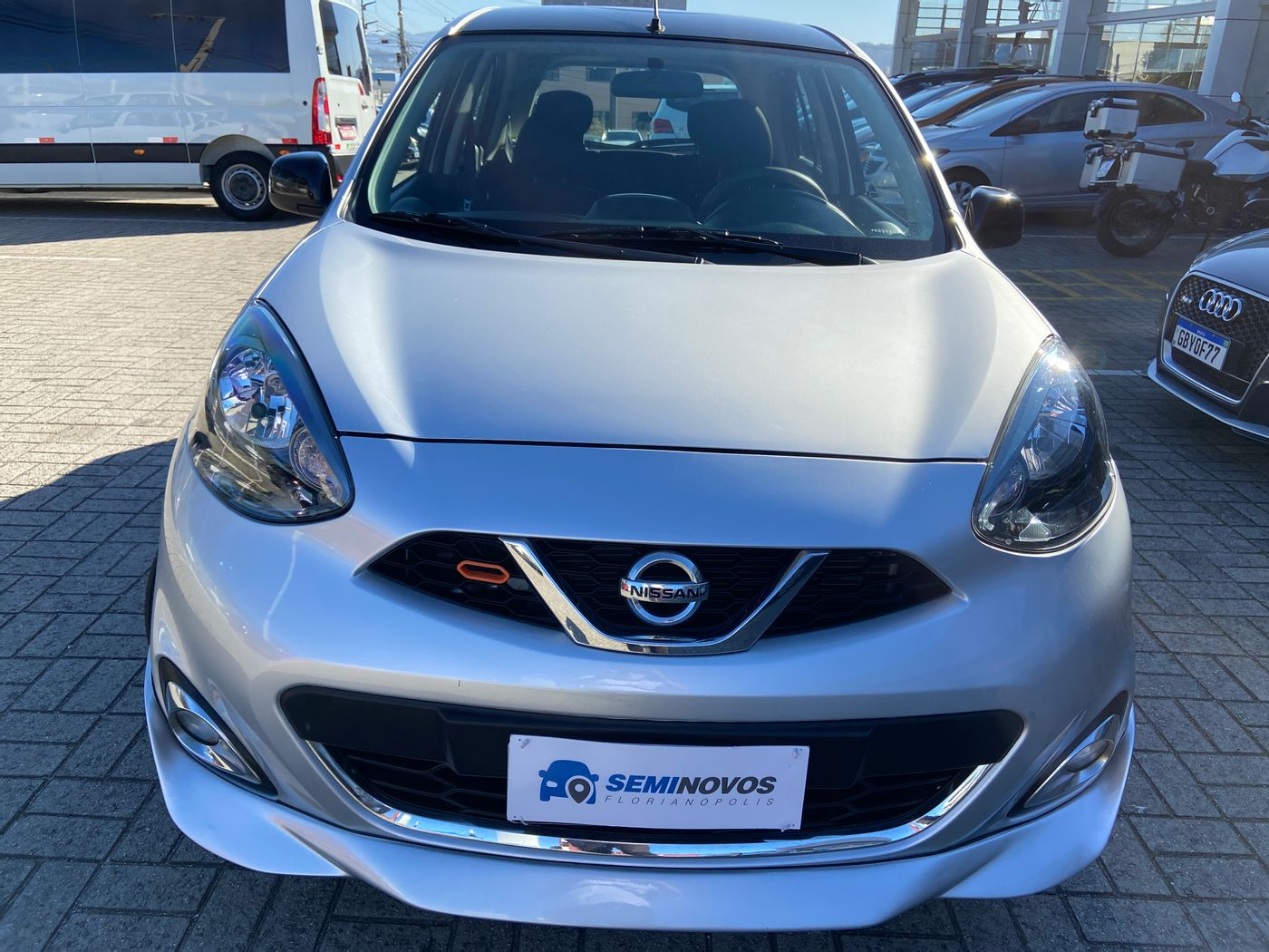 Nissan MARCH Rio2016 1.6 Flex Fuel 5p
