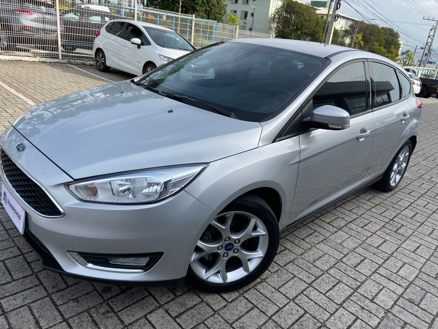 Ford Focus 1.6 S/SE/SE Plus Flex 8V/16V  5p