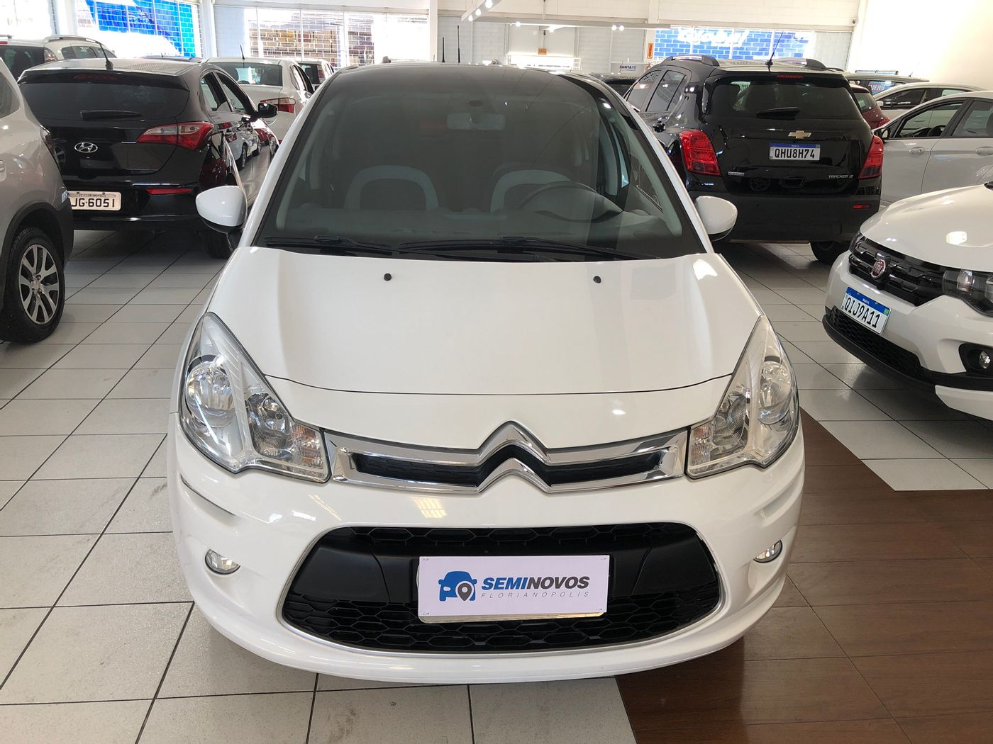 Citroën C3 Tendance Pure Tech 1.2 Flex 12V Mec.