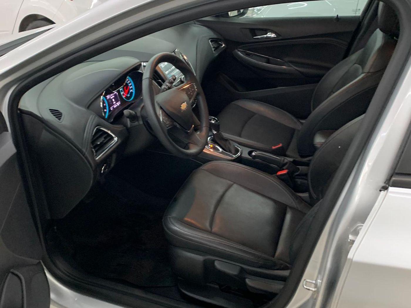 Chevrolet CRUZE Sport LT 1.4 16V TB Flex 5p Aut.