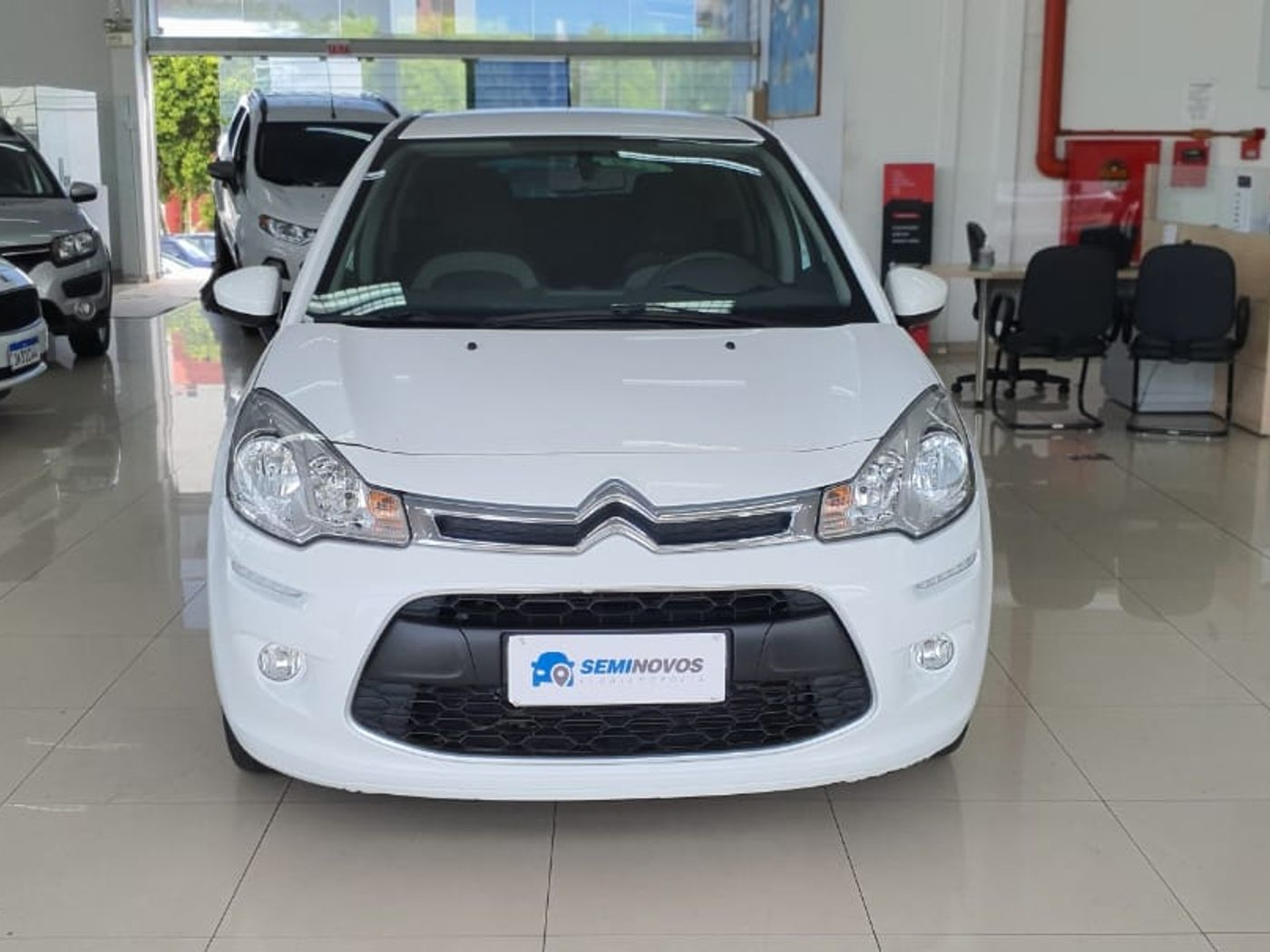 Citroën C3 Attraction 1.6 Flex 16V 5p Aut.