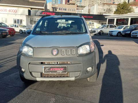 Fiat UNO WAY Celeb. 1.4 EVO Fire Flex 8V 5p