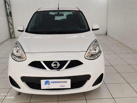 Nissan MARCH S 1.0 12V Flex 5p