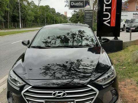 Hyundai Elantra 2.0 16V Flex Aut.