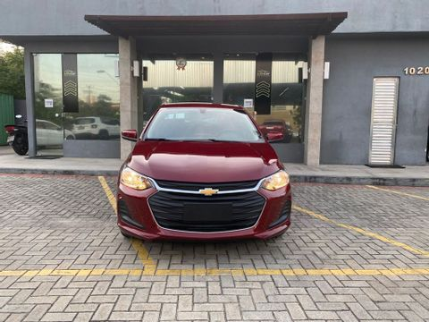 Chevrolet Onix plus LT 1.0 tb auto
