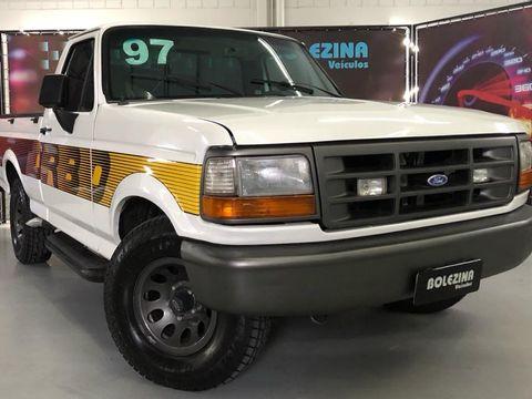 Ford F-1000 XLT 2.5 HSD Diesel TB
