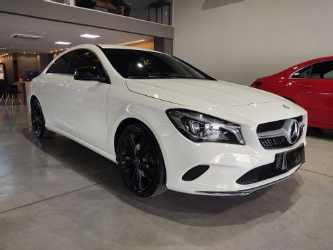 Mercedes CLA-200 1.6 TB 16V Flex Aut.