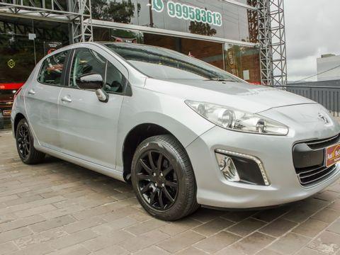 Peugeot 308 Active 1.6 Flex 16V 5p mec.