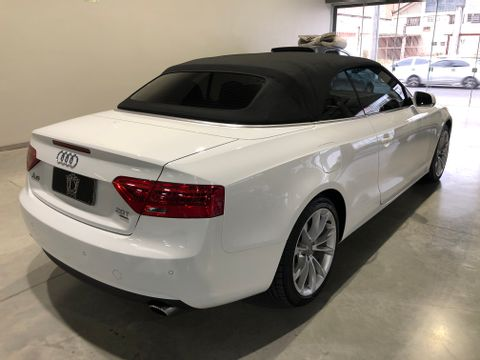 Audi A5 Cabriolet 2.0 TFSI Quattro Stronic