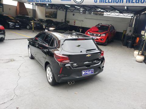 Chevrolet ONIX HATCH PREM. 1.0 12V TB Flex 5p Aut.