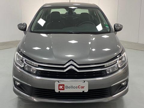 Citroën C4 LOUNGE Feel 1.6 Turbo Flex Aut.