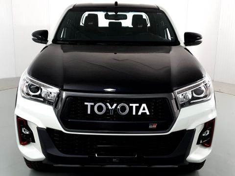 Toyota Hilux CD GR-S 4x4 4.0 V6 234cv Aut.