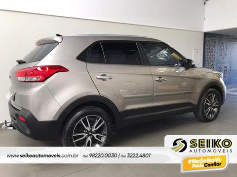 Hyundai Creta 1 Million 1.6 16V Flex Aut.