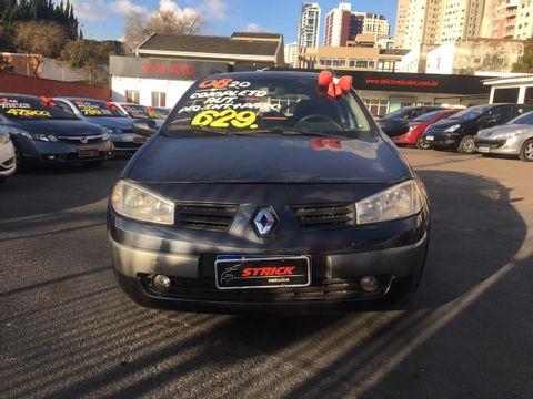 Renault Megane Grand Tour Dynamique 2.0 16V Aut.