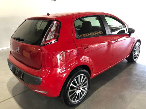 Fiat Punto ESSENCE SP Dualogic 1.6 Flex 16V