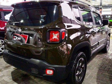Jeep Renegade1.8 4x2 Flex 16V Aut.