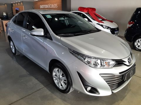 Toyota YARIS XL Plus T. Sed. 1.5 Flex 16V Aut.
