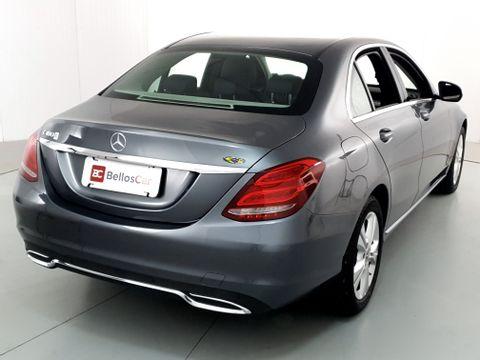 Mercedes C-180 CGI Exc. 1.6/1.6 Flex TB 16V  Aut.