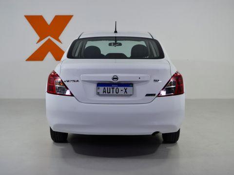 Nissan VERSA SL 1.6 16V Flex Fuel 4p Mec.