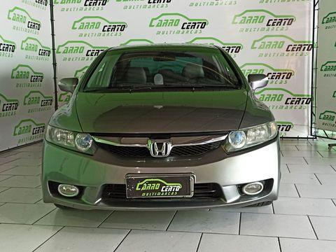 Honda Civic Sed. LXL/LXL SE 1.8 Flex 16V Mec.