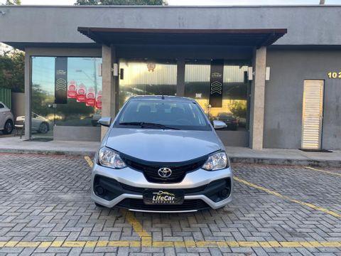 Toyota ETIOS X Plus Sedan 1.5 Flex 16V 4p Aut.