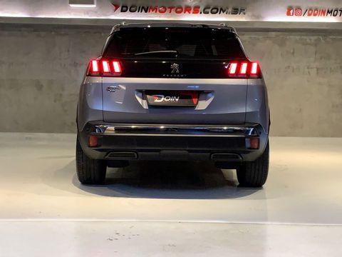 Peugeot 3008 Griffe Pack 1.6 Turbo 16V 5p Aut.