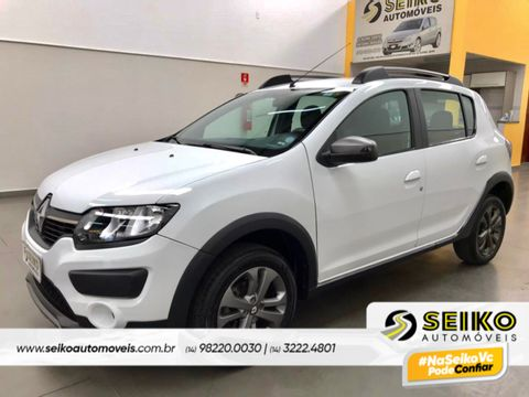 Renault SANDERO STEP. R. CURL Hi-Power 1.6 8V 5p