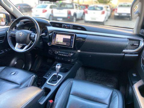Toyota Hilux CD SRV 4x4 2.7 Flex 16V Aut.