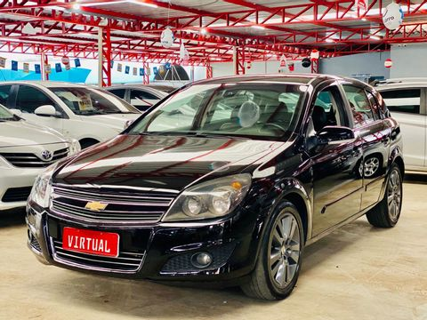 Chevrolet Vectra GT-X 2.0 MPFI 8V FlexPower Aut.