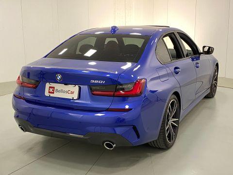 BMW 320iA 2.0 TB M Sport ActiveFlex 16V 4p