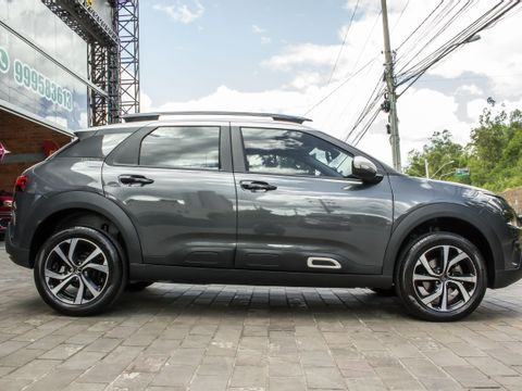 Citroën C4 CACTUS FEEL Pack 1.6 16V Flex Aut.