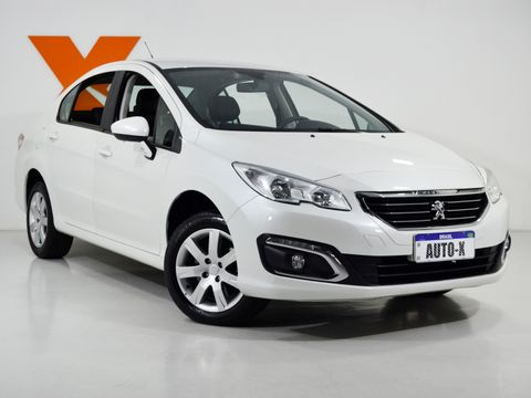 Peugeot 408 Sed. Business 1.6 TB Flex 16V 4p Aut