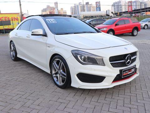 Mercedes CLA-250 Sport 4MATIC 2.0 16V 211cv Aut.