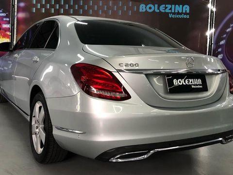 Mercedes C-200 Avantgarde 2.0 TB 16V 184cv Aut.
