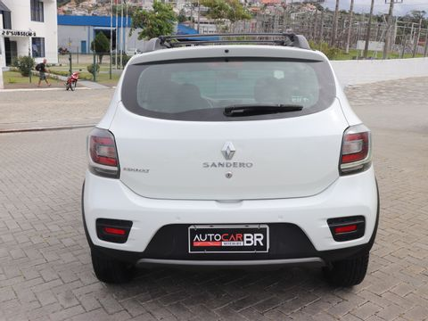 Renault SANDERO STEP. R. CURL Hi-Power 1.6 8V 5p