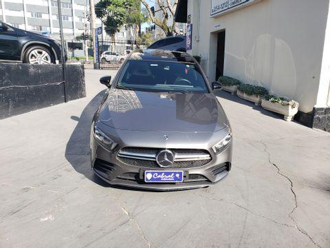 Mercedes A-35 AMG 4MATIC 2.0 TB Aut.