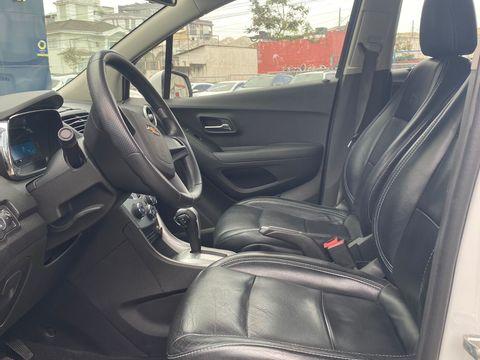 Chevrolet TRACKER LT 1.8 16V Flex 4x2 Aut.