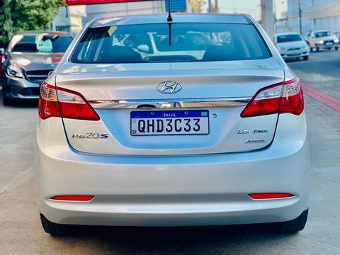 Hyundai HB20S  Impress 1.6 Flex 16V Aut.