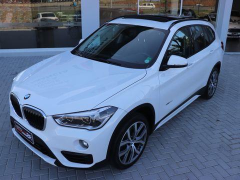 BMW X1 XDRIVE 25i Sport 2.0/2.0 Flex Aut.