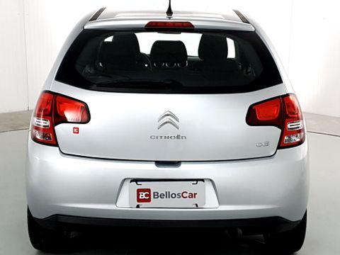 Citroën C3 Excl. 1.6 VTi Flex Start 16V 5p Aut.
