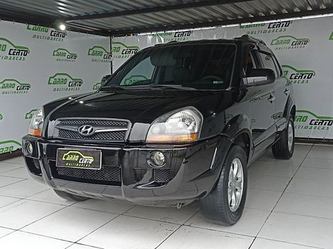 Hyundai Tucson 2.0 16V Aut.