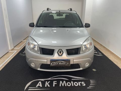Renault SANDERO Authentique Hi-Flex 1.0 16V 5p