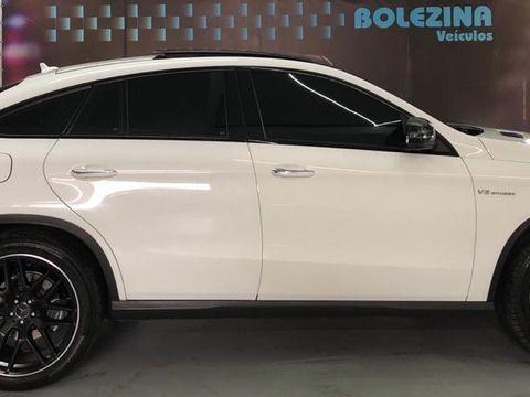 Mercedes GLE-63 AMG 4MATIC Coupe 5.5 V8 Aut.
