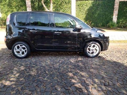 Citroën C3 Picasso Excl. 1.6 Flex 16V 5p Aut.