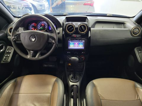 Renault DUSTER Dynamique 2.0 Flex 16V Aut.