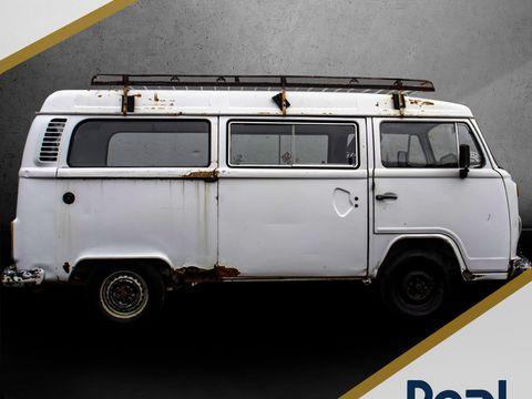 VolksWagen Kombi Standard/ Luxo/ Série Prata