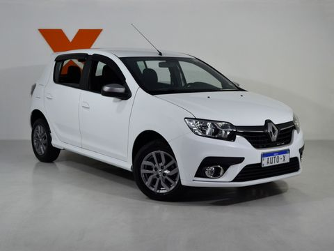 Renault SANDERO GT line/RLIN Flex 1.0 12v 5p