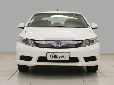 Honda Civic Sedan LXS 1.8/1.8 Flex 16V Mec. 4p