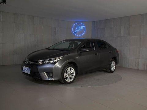 Toyota Corolla GLi 1.8 Flex 16V  Aut.