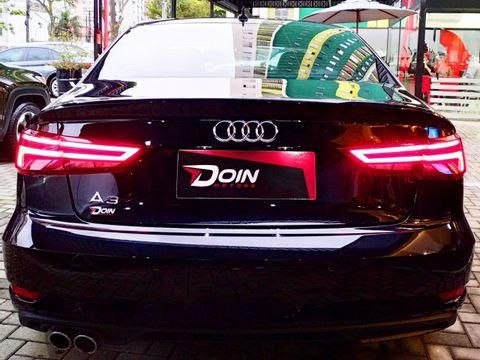 Audi A3 Sed. P. Plus Tech 1.4 Flex TFSI Tip.